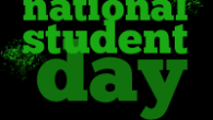 October 4, 2012, is National Student Day. Participate by sharing an example of your volunteer work and enter to win a scholarship or iPad.