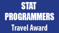 The ASA Section for Statistical Programmers and Analysts has a student travel award to pay the registration fees for students and recent graduates who want to attend an ASA conference.