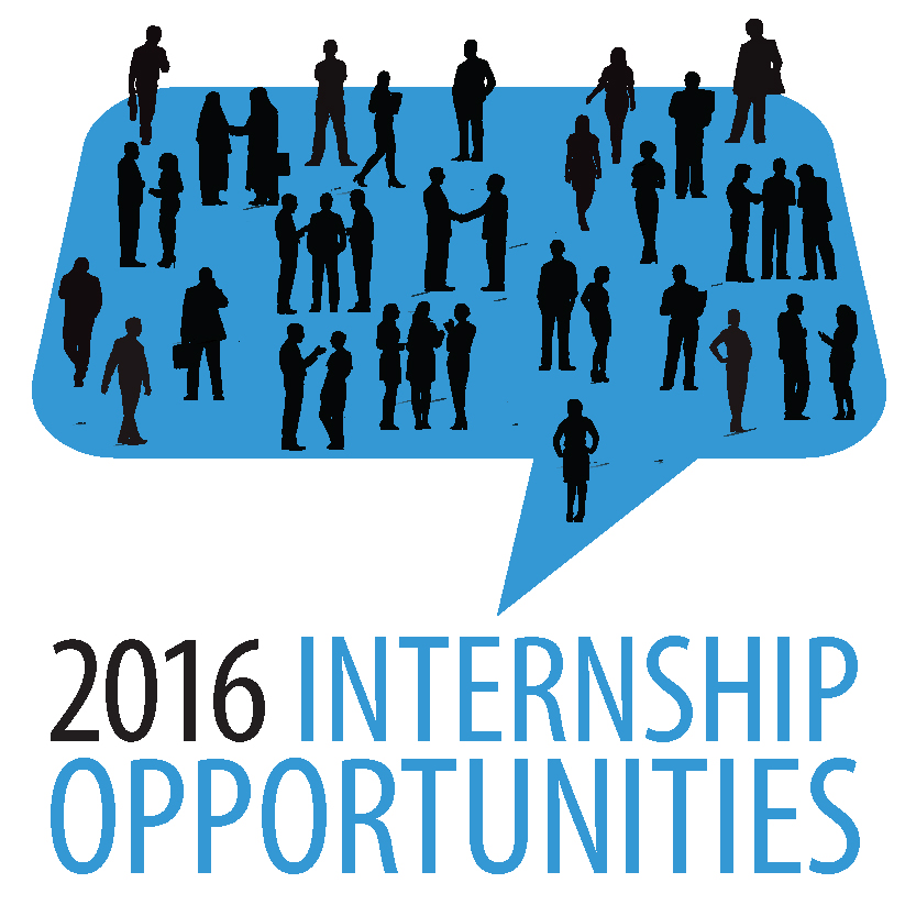 2016 Internship Opportunities
