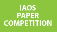 The International Association for Official Statistics is sponsoring a competition for the best paper in the field of official statistics written by a young statistician.
