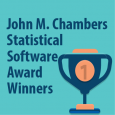 The joint Statistical Computing and Statistical Graphics Section gave out two student awards during a well-attended section mixer during JSM in Vancouver.