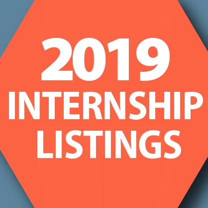 2019 Internships